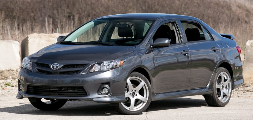 2013 Toyota Corolla Owners Manual