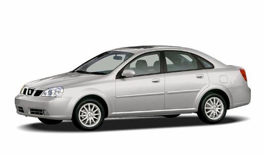 2005 Suzuki Forenza/Reno Owners Manual