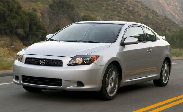 2008 Scion tC Owners Manual