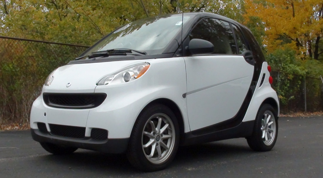 2008 Smart Fortwo Owners Manual