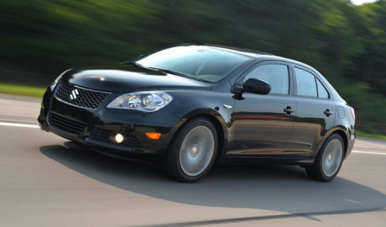 2010 Suzuki Kizashi Owners Manual