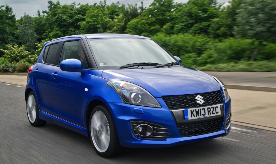 2000 Suzuki Swift Owners Manual