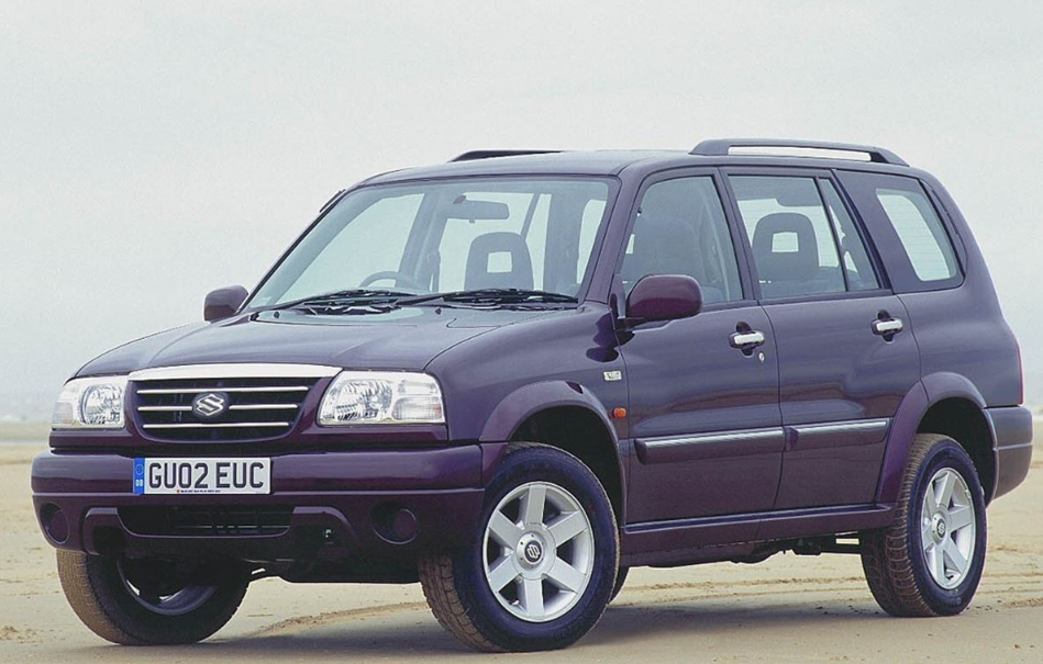 2001 Suzuki XL-7 Owners Manual
