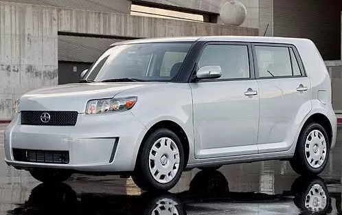 2010 Scion xB Owners Manual