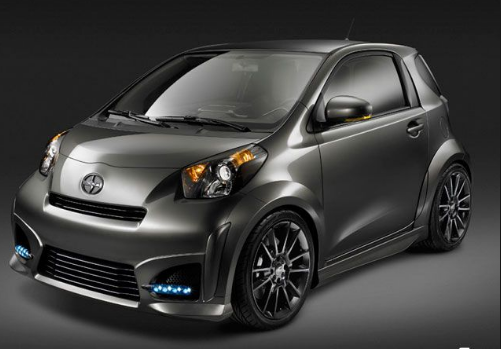 2011 Scion iQ Owners Manual