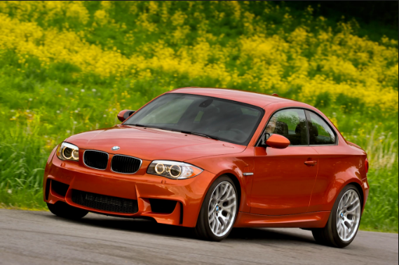 2013 BMW 1 Series Owners Manual