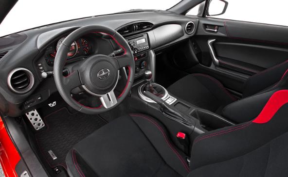 2013 Scion FR-S Interior and Redesign