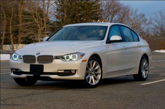 2014 BMW 3 Series Owners Manual