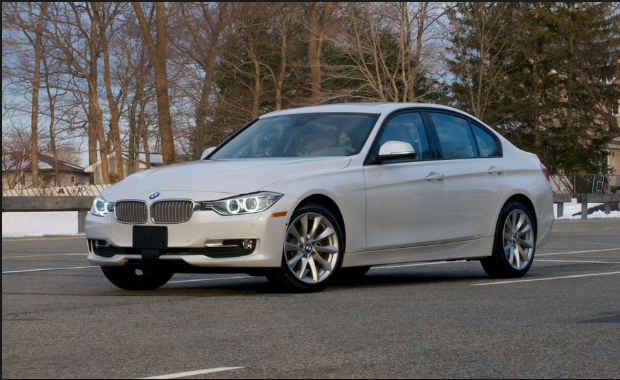 2014 BMW 328d Owners Manual
