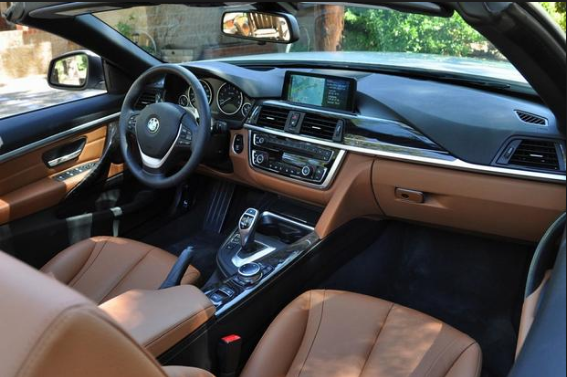 2014 BMW 4 Series Convertible Interior and Redesign