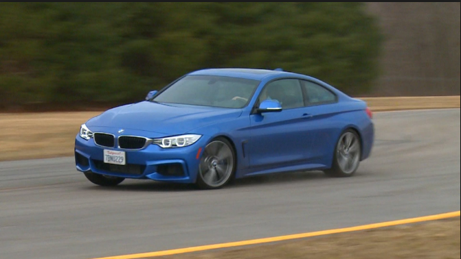 2014 BMW 4 Series Owners Manual