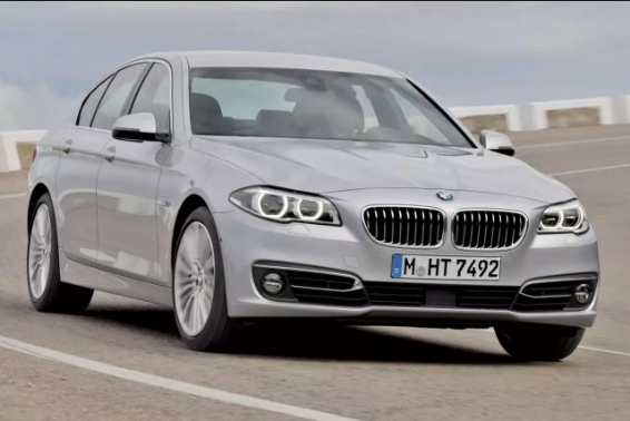 2014 BMW 5 Series Owners Manual