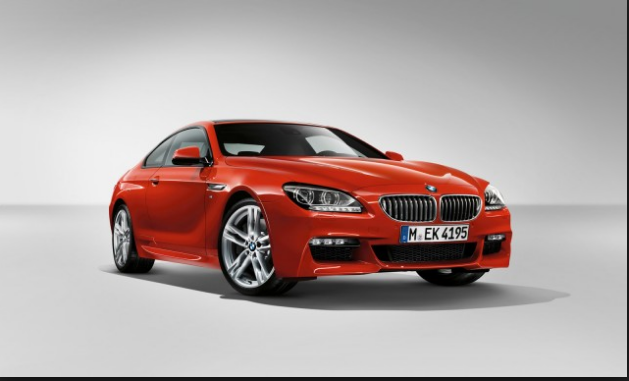 2014 BMW 6 Series Owners Manual