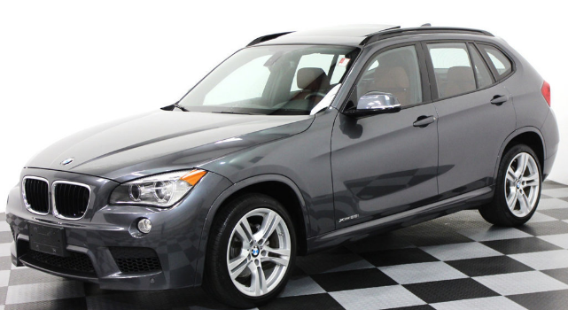 2014 BMW X1 Owners Manual