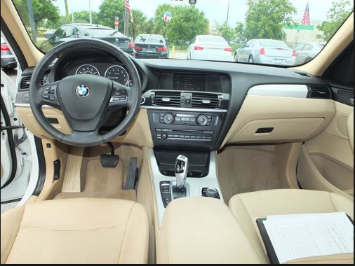 2014 BMW X3 Interior and Redesign