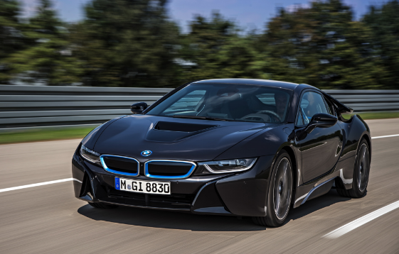 2014 BMW i8 Owners Manual