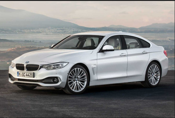 2015 BMW 4 Series Gran Coupe Owners Manual