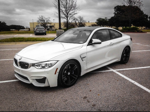 2015 BMW M4 Owners Manual