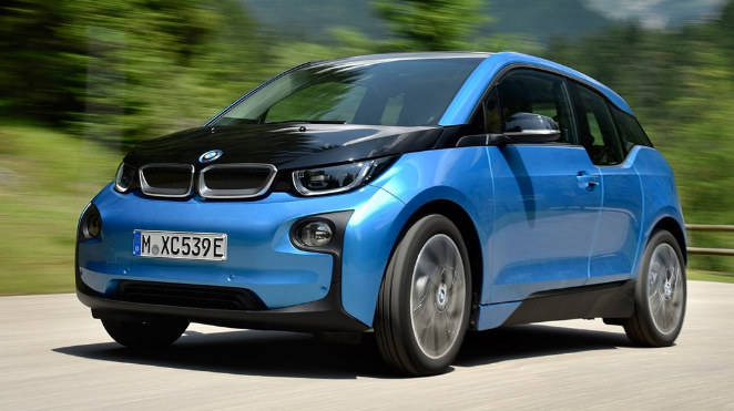 2016 BMW i3 Owners Manual