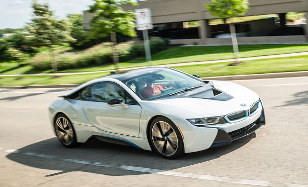 2016 BMW i8 Owners Manual