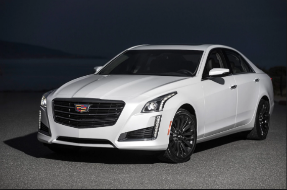 2016 Cadillac CTS Owners Manual