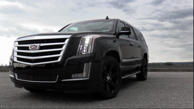 2016 Cadillac Escalade Owners Manual
