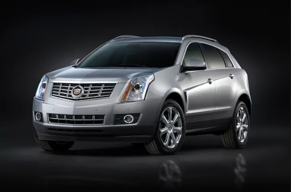 2016 Cadillac SRX Owners Manual