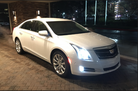 2016 Cadillac XTS Owners Manual
