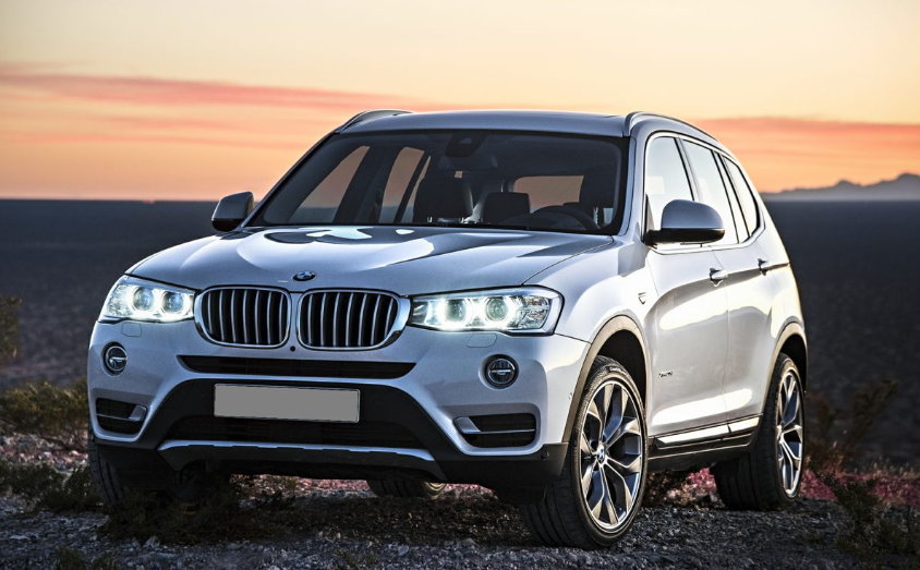 2017 BMW X3 Owners Manual