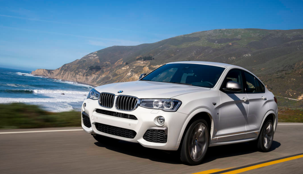 2017 BMW X4 Owners Manual