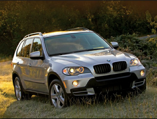 2007 BMW X5 Owners Manual
