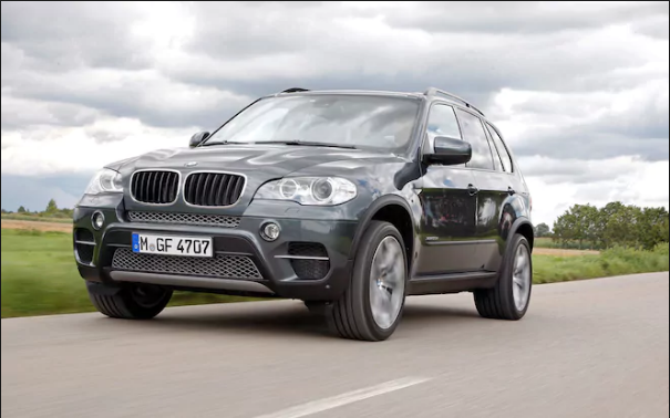 2008 BMW X5 Owners Manual