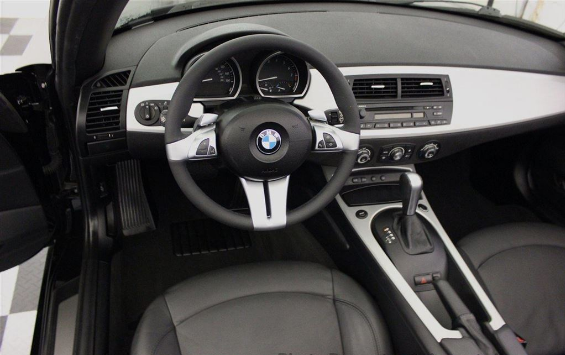 2008 BMW Z4 Interior and Redesign