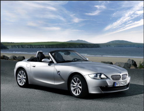 2008 BMW Z4 Owners Manual