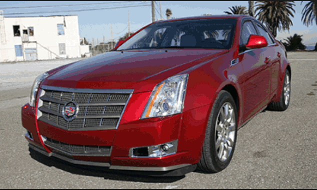 2008 Cadillac CTS Owners Manual