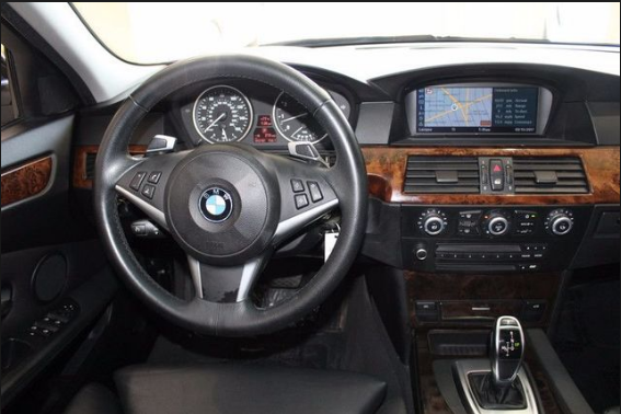 2009 BMW 5 Series Interior and Redesign