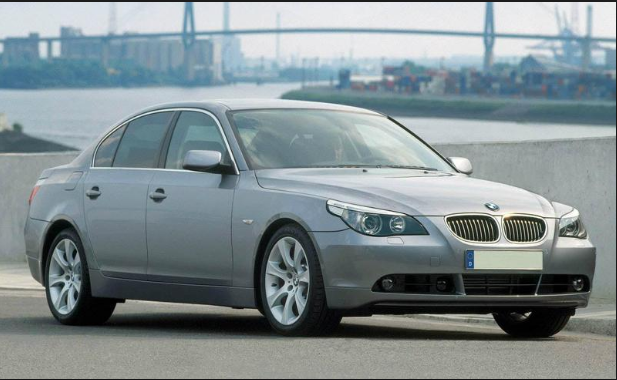 2009 BMW 5 Series Owners Manual