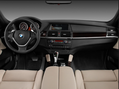 2009 BMW X6 Interior and Redesign