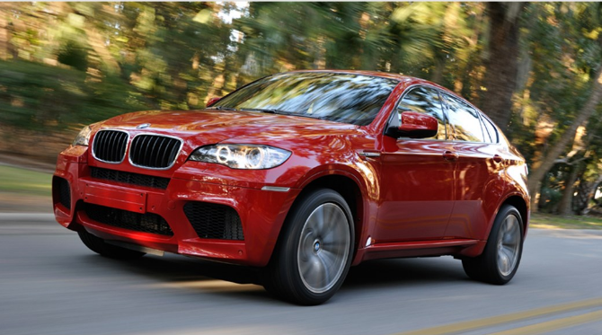 2009 BMW X6 Owners Manual