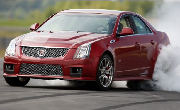 2009 Cadillac CTS-V Owners Manual