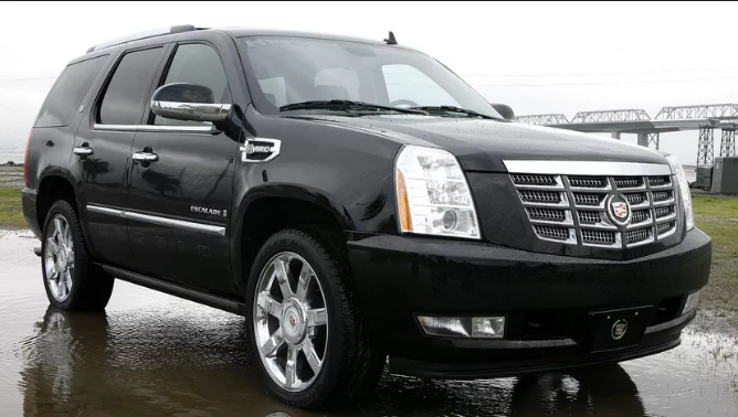 2009 Cadillac Escalade Hybrid Owners Manual