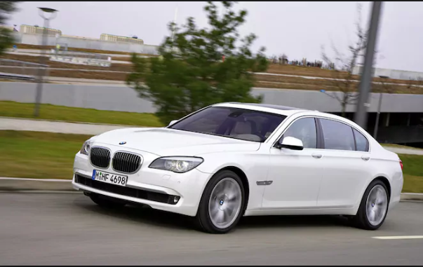 2010 BMW 7 Series Owners Manual