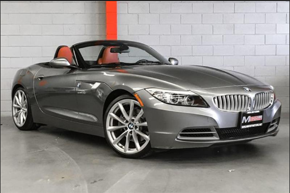 2010 BMW Z4 Owners Manual