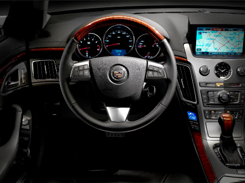 2010 Cadillac CTS Sport Wagon Interior and Redesign