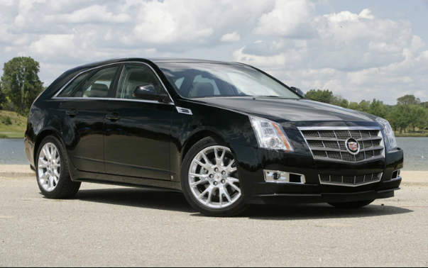 2010 Cadillac CTS Sports Wagon Owners Manual