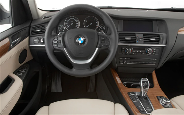 2011 BMW X3 Interior and Redesign