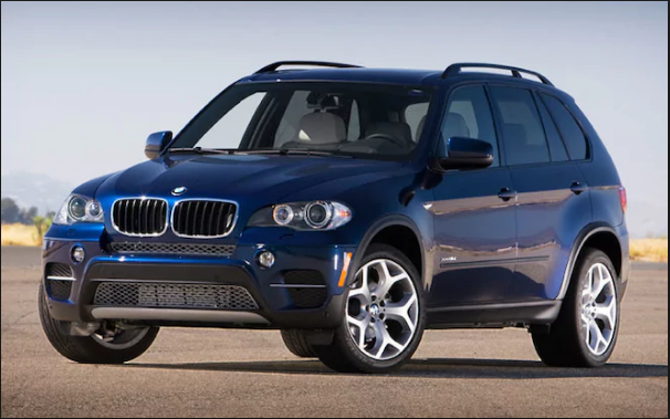 2011 BMW X5 Owners Manual