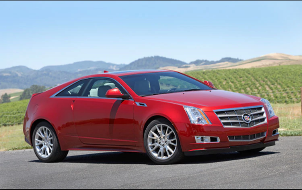 2011 Cadillac CTS Coupe Owners Manual