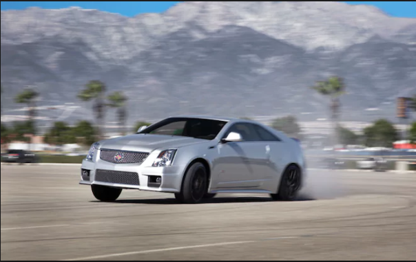 2011 Cadillac CTS-V Coupe Owners Manual