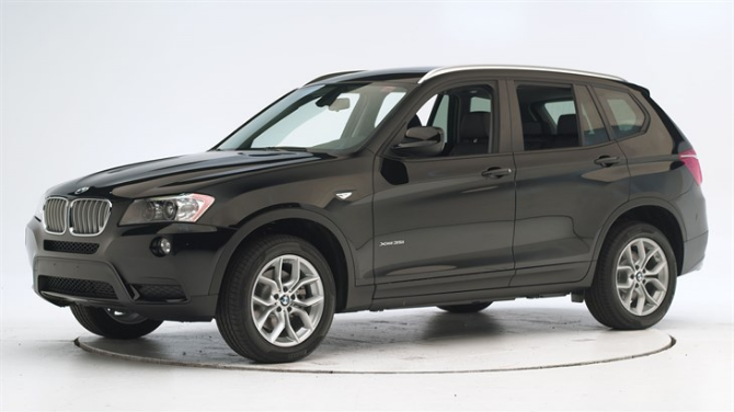 2012 BMW X3 Owners Manual